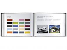 Le Corbusier's book of architectural colors