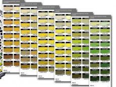CleverPrinting Farbfächer