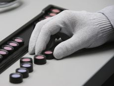 Antistatik-Handschuhe