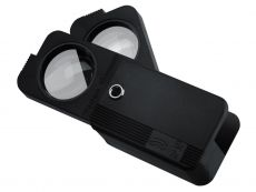 Folding magnifier Basic-Line 5-7-12x