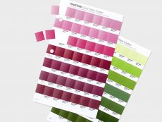 Supplement PANTONE Solid Color Chips