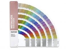 PANTONE Metallics coated Color Guide 2019