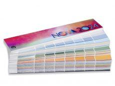 Farbfächer System NOVA 2024