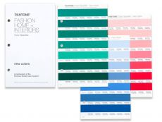 Pantone supplement with the new colors of 2020