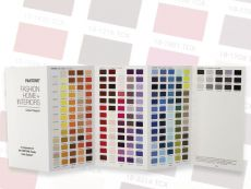 PANTONE Cotton Passport Faltbuch