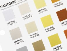 PANTONE Cotton Planner Ringbuch