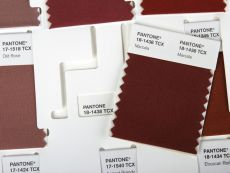 PANTONE Cotton Swatch Library 7 Ringbücher