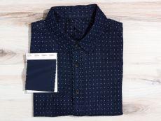 PANTONE Swatch Card Cotton Einzelfarbmuster