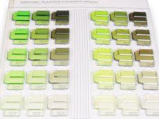 PANTONE Plastics transparent 2 Ringbücher